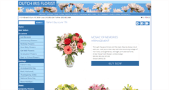 Preview of dutchirisflorist.net